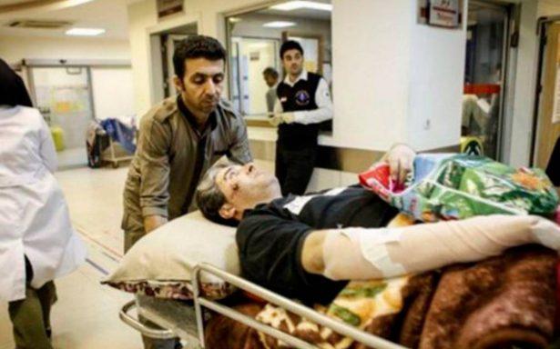 Al menos 38 heridos tras sismo de 5.3 en Kermanshah, Irán