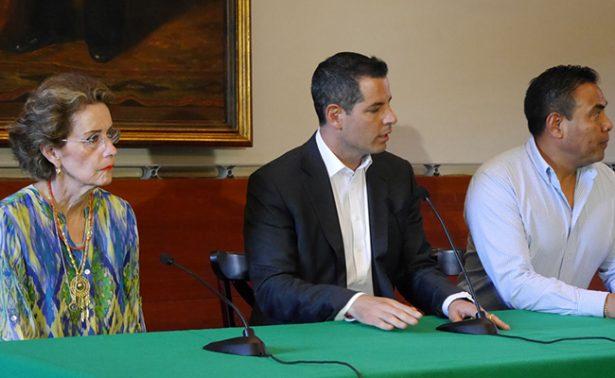 Alejandro Murat y el sindicato de Salud dan fin a 60 días de paro