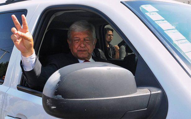 AMLO confía en ganar la Presidencia con el voto de las Fuerzas Armadas