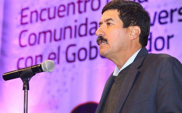 Corral dice que gobierno castiga a Chihuahua por perseguir corrupción