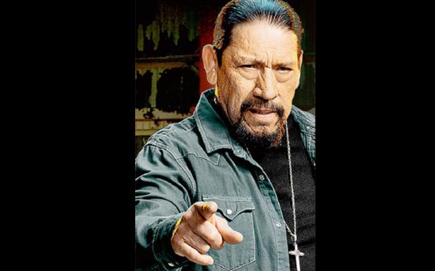 Danny Trejo: hombre de armas, esta vez lo demostrará en la TV