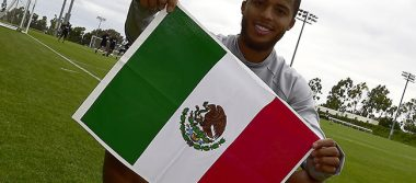 Giovani dos Santos motivado para la Copa Confederaciones