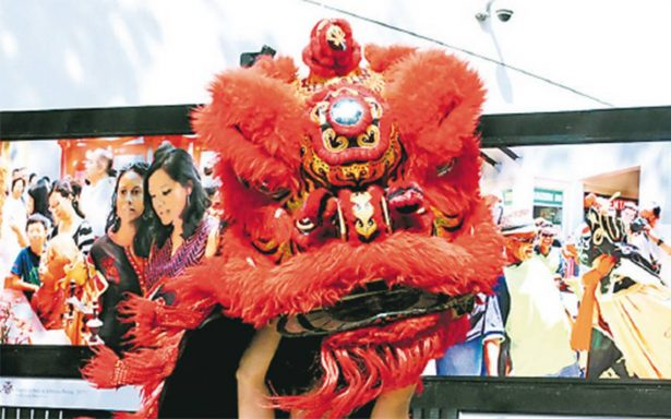 Llega al Senado, la exposición Año Nuevo Chino