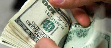 Dólar se vende hasta en 19.41 pesos en bancos de la Ciudad de México