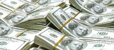 Peso gana terreno frente al dólar, se vende hasta en $18.74 en la CDMX