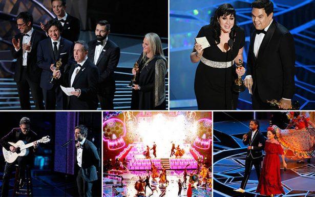 México presente en los Oscar: 'Coco' se lleva Mejor Película Animada y Canción Original
