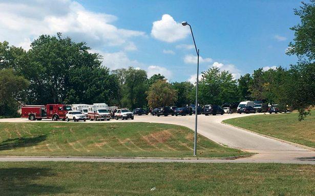 Al menos tres policías heridos en tiroteo en Kansas; el sospechoso fue detenido