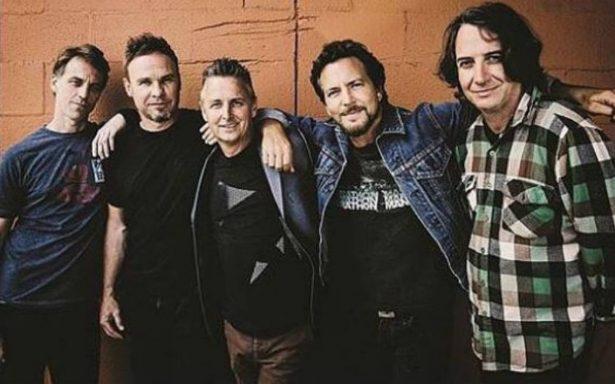 Tras cinco años sin nuevo sencillo, Pearl Jam estrena canción