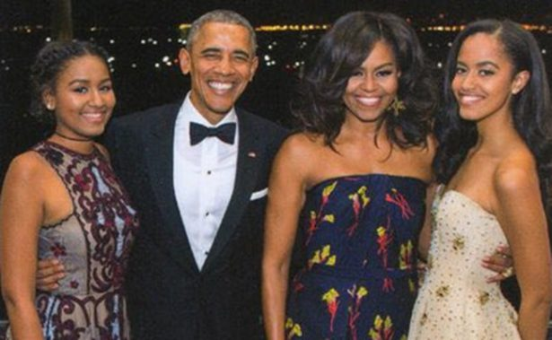 La última tarjeta de Navidad de los Obama encanta a EU