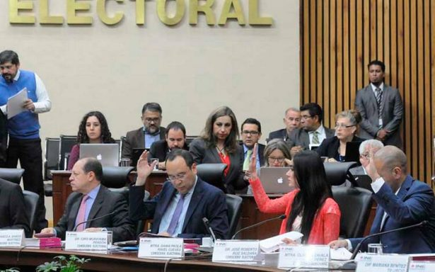 INE aprueba sin cambios el formato y moderadores del primer debate presidencial