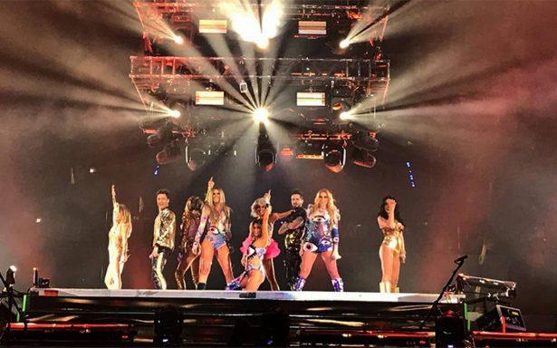 """""""90's Pop Tour"""" rompe récord de asistencia en la Arena Ciudad de México"""