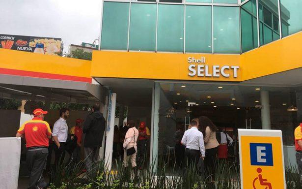 Shell inaugura su primera gasolinera en México; invertirá mil mdd en el país