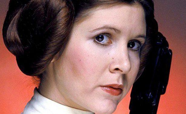 Ahora está con La Fuerza: Fallece la actriz Carrie Fisher