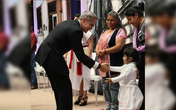 Miguel Ángel Mancera: Urge regular uso de armas