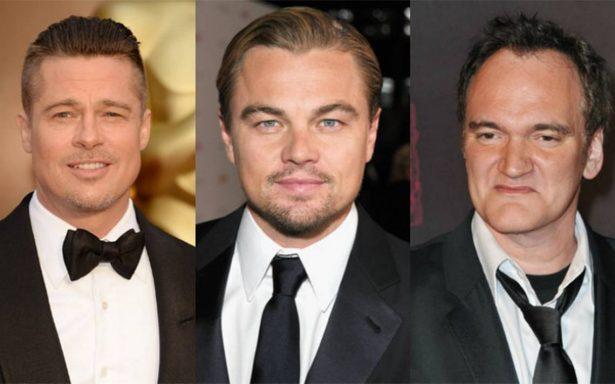 Brad Pitt se une a Leonardo DiCaprio para protagonizar película de Tarantino