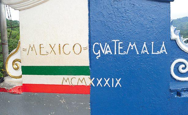 Ingresaron por Chiapas 2 millones de extranjeros