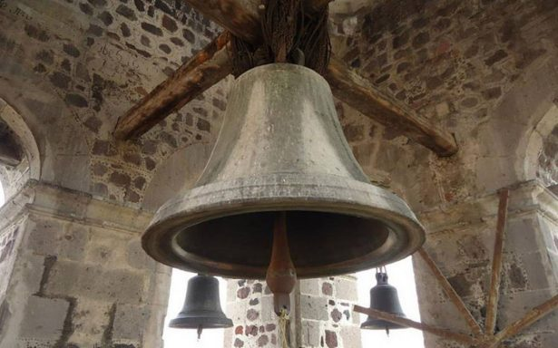 Tras sismo, piden no tocar las campanas de las iglesias