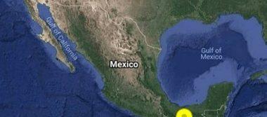 Chiapas amanece con tres sismos