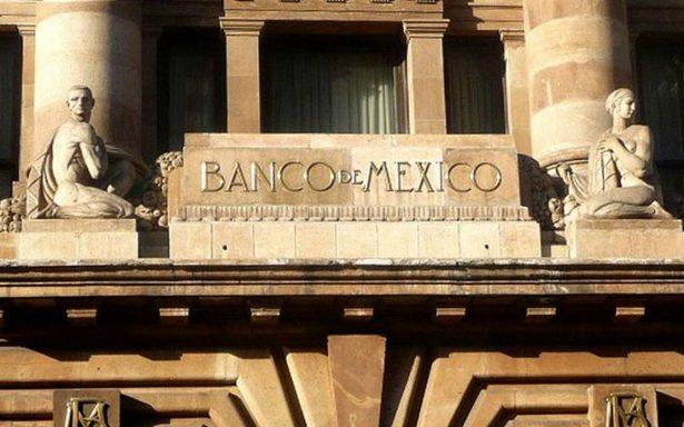 Analistas consultados por Banxico bajan pronóstico de inflación para 2018 a 4.09%