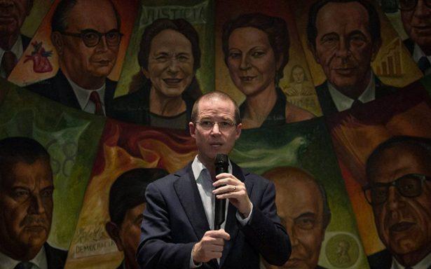 Ya estuvo bueno de que haya intocables en nuestro país: Ricardo Anaya