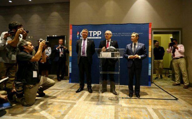 Once países firman Acuerdo de Asociación Transpacífico, sin EU