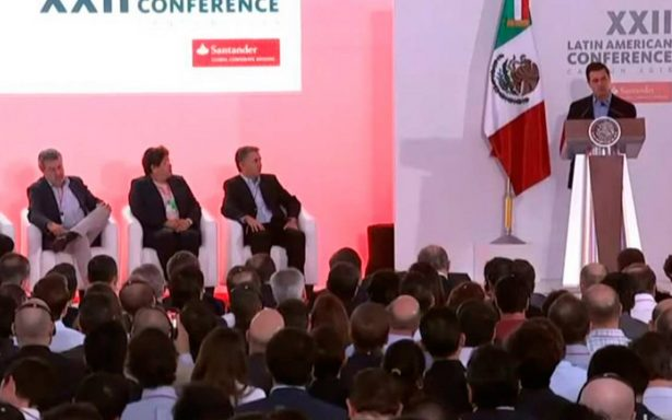 La pobreza es uno de los mayores retos para México: Peña Nieto