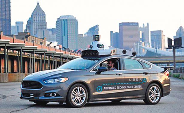 Uber prueba vehículos autónomos