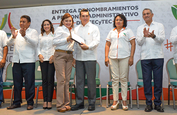 Ratifica Alejandro Cárdenas su apoyo a la educación