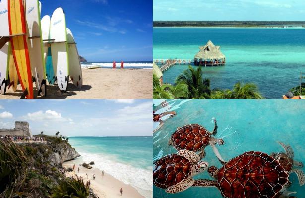 Descubre 7 maravillosos Pueblos Mágicos con playa