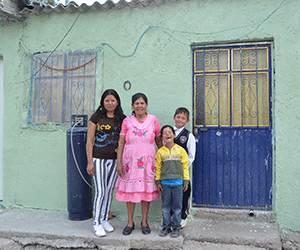 Impulsan desarrollo de hogares