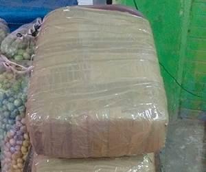 Atrapan a tres con 11 kilos de mariguana