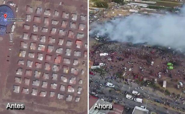 Al menos 25% de locales de pirotecnia afectados tras explosión en Tultepec