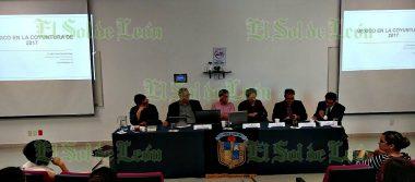 Se lleva a cabo el seminario titulado: México en la Coyuntura del 2017