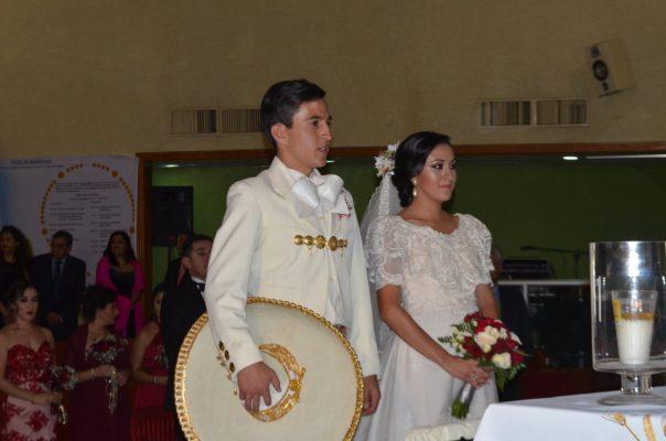 Agustín y María Fernanda