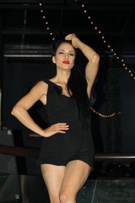 Brilla en Cannes Fanny Torres