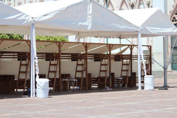 Expondrán 55 artesanos productos en Caravana