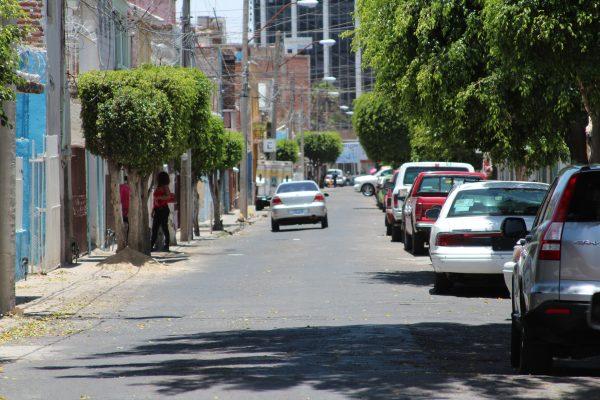 Se deteriora la calle Gardenia