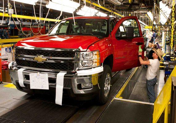 No están en riesgo empleos: General Motors