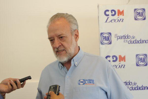 No se unirá el PAN a Fox contra López Obrador: Ling