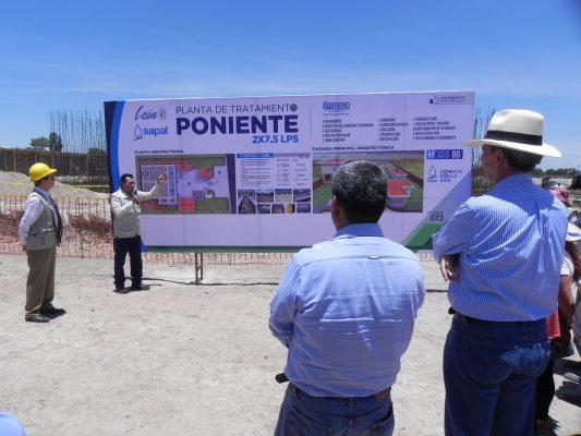 Polo de desarrollo rural Santa Rosa Plan de Ayala es donde más se ha invertido
