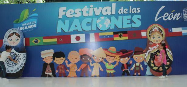 Primera edición del Festival de las Naciones en León