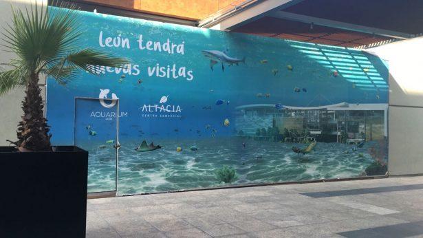 Se espera inaugurar el Acuario de León a mediados de agosto