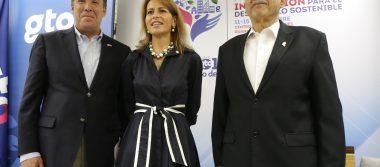Presenta Gobernador Foro Internacional de Innovación para el Desarrollo Sostenible