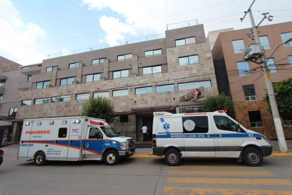 Se intoxican empleados de tienda departamental en León