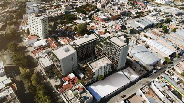 Más proyectos pondrán a la ciudad por los cielos