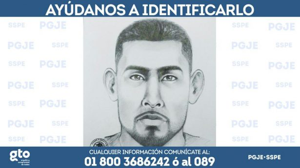 Difunden retrato hablado de decapitado encontrado en Calzada de los Héroes
