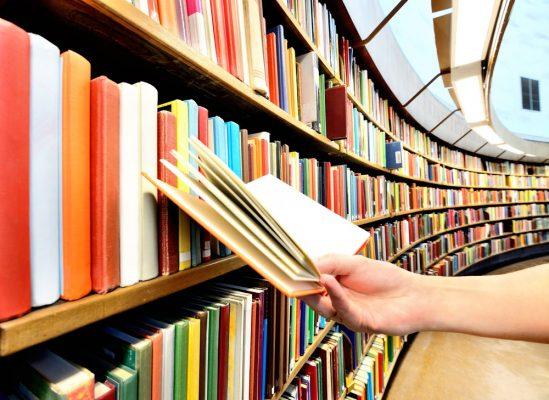 Perseveran bibliotecas para consulta y lectura