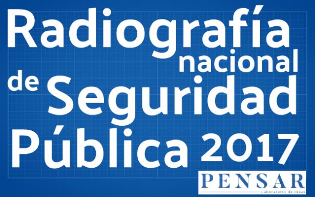 CDMX – Radiografía Nacional de Seguridad Pública 2017