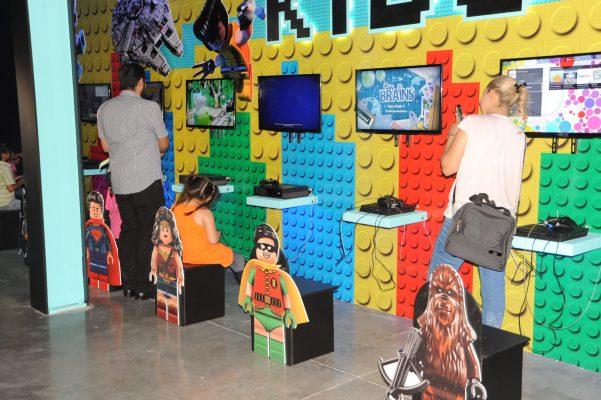 Inauguran la exposición interactiva de videojuegos Guanajuato Electronic Games