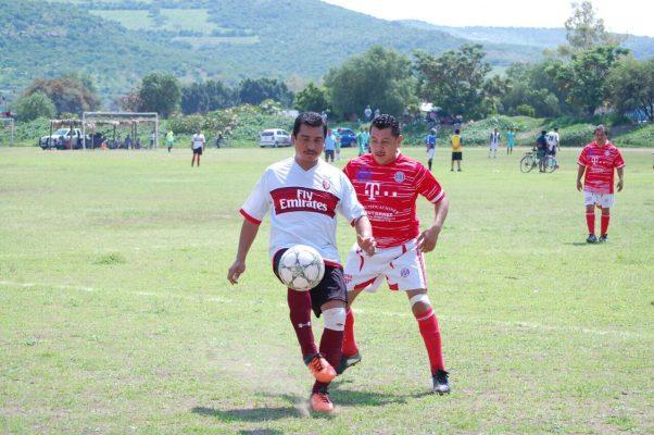 Empatan a 2 Unión América y Secundaria #7; Liga Obrera Guadalupana